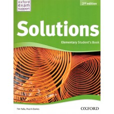 Solutions Elementary Student's Book (Second Edition)