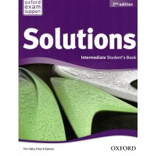 Solutions Intermediate Student's Book (Second Edition)