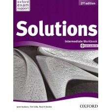 Solutions Intermediate Workbook (Second Edition) + Audio CD