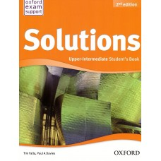 Solutions Upper-Intermediate Student's Book (Second Edition)