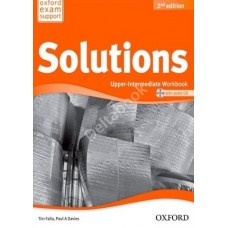 Solutions Upper-Intermediate Workbook (Second Edition) + Audio CD