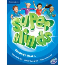 Super Minds Level 1. Student's Book with DVD-ROM
