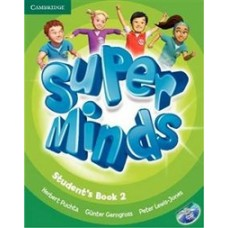 Super Minds Level 2. Student's Book with DVD-ROM