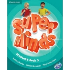Super Minds Level 3. Student's Book with DVD-ROM