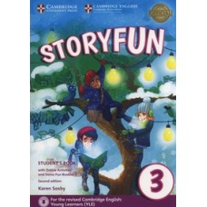 Storyfun for Movers. Level 3. Student's Book with Online Activities and Home Fun. Booklet 3