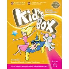 Kid's Box Starter Class Book