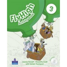 Fly High 3 Activity Book CD-ROM