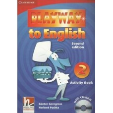 Playway to English Level 2 Activity Book