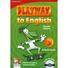 Playway to English 3 Activity Book