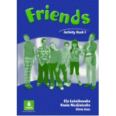 Friends 1. Activity Book