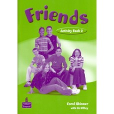 Friends 2. Activity Book