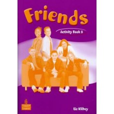 Friends 3. Activity Book