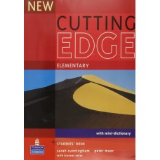 Cutting EDGE Elementary Students Book + workbook