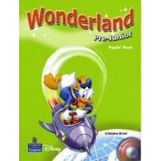 Wonderland Pre-Junior Pupil's Book