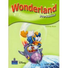 Wonderland Pre-Junior Activity Book