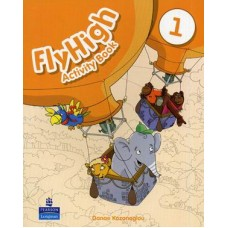 Fly High 1 Activity Book CD-ROM
