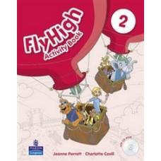 Fly High 2 Activity Book CD-ROM