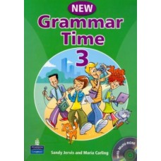 New Grammar Time 3 Student's Book with Multi-ROM