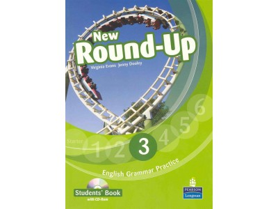 Round-Up 3. Student's Book with CD. Russian Edition. Граммат..