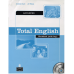 Total English Advanced Student's Book with DVD + Total English Advanced Workbook with key and CD комплект